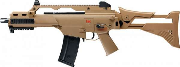 Heckler & Koch G36 C IDZ Softair FDE