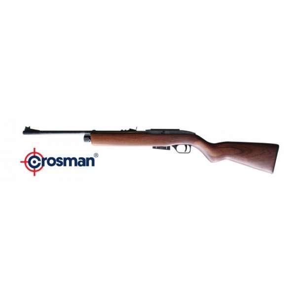 Crosman 1077 CO2 Luftgewehr mit Holzschaft
