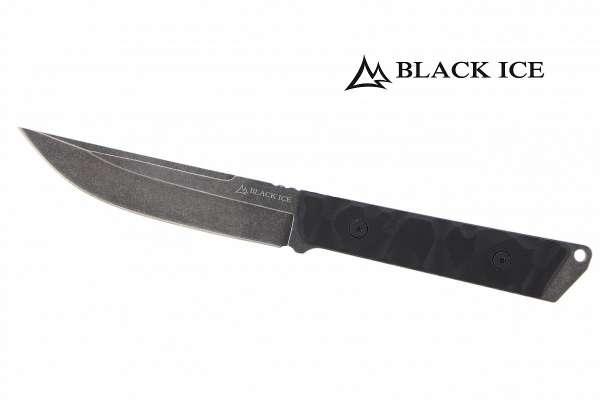 BLACK ICE Messer HUNTER II