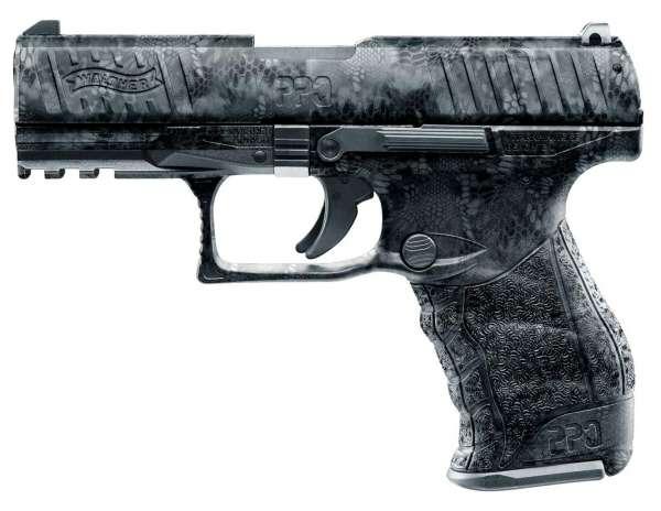 Walther PPQ M2 Schreckschuss Pistole 9 mm P.A.K. Kryptek black