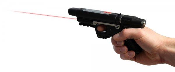 Jet Protector JPX Pfefferpistole mit Laserzielvorrichtung