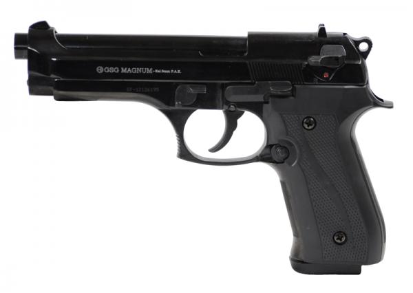 Ekol Firat Magnum Schreckschuss Pistole 9 mm P.A.K. brüniert
