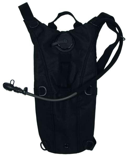 Trinkrucksack m. TPU-Beutel EXTREME 2,5 Liter schwarz