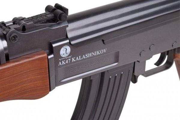 Kalashnikov AK-47 wood Softair