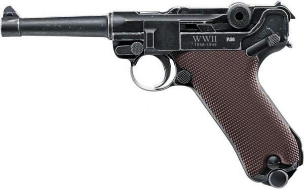 Legends P08 END OF WW II EDITION CO2 Luftpistole