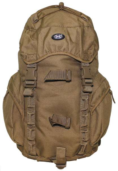 "Rucksack ""Recon I"" 15 Liter coyote tan"