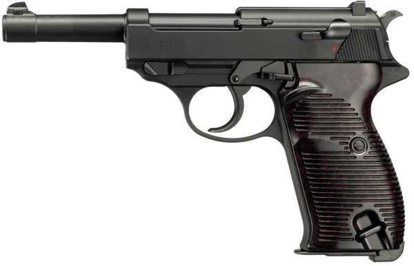 Walther P38 Softair Pistole 6 mm BB