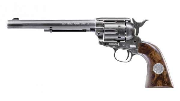 """Colt SAA .45-7.5"""" NRA Limited Edition CO2 Revolver"""
