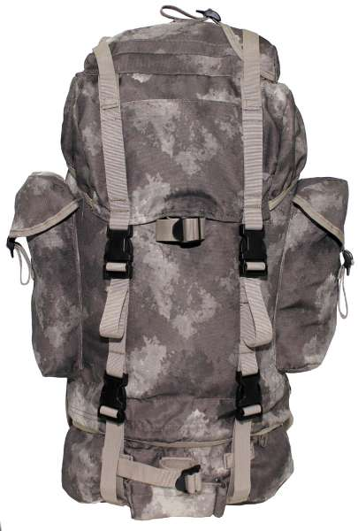 BW Kampfrucksack groß Mod. HDT-camo FG