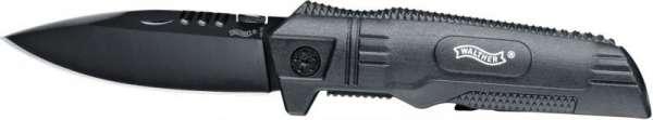 Walther SubCompanion Messer schwarz