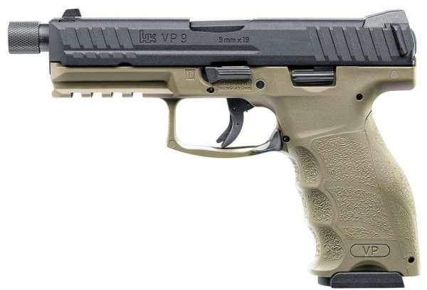 Heckler & Koch VP9 Tactical Softair Pistole 6 mm BB FDE