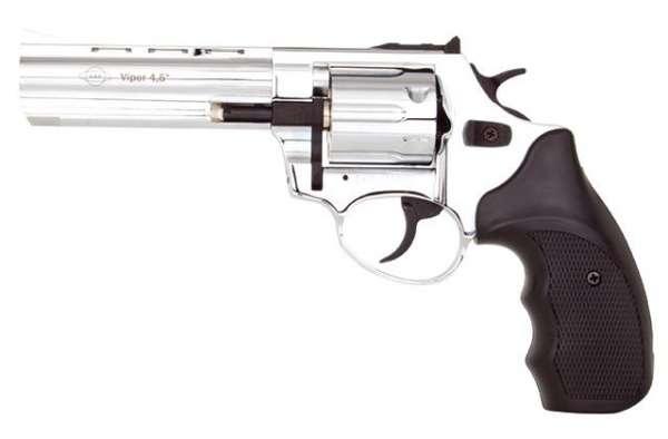 Ekol Viper 4,5'' Schreckschuss Revolver verchromt