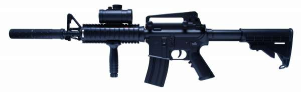 Schmeisser AR-15 Tactical Softair