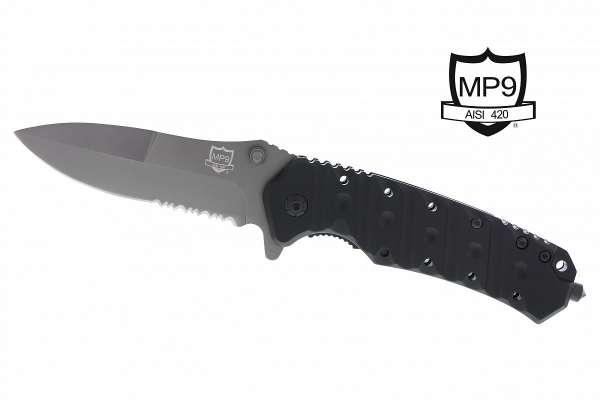 MP9 Black Saw I