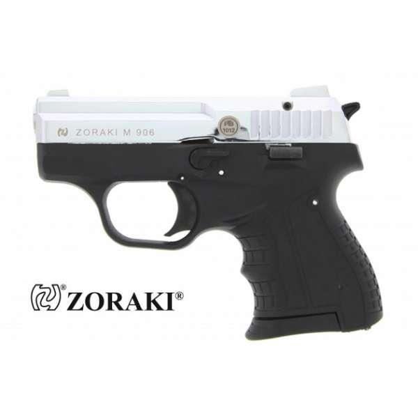 Zoraki 906 Schreckschuss Pistole 9 mm P.A.K. chrom Sonderedition