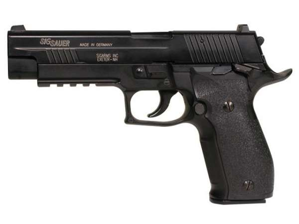 Sig Sauer P226 X-Five BlowBack CO2 Luftpistole