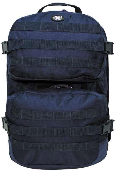 US Rucksack Assault II blau