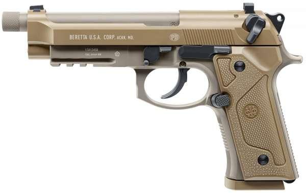 Beretta M9 A3 Softair Pistole 6 mm BB FDE