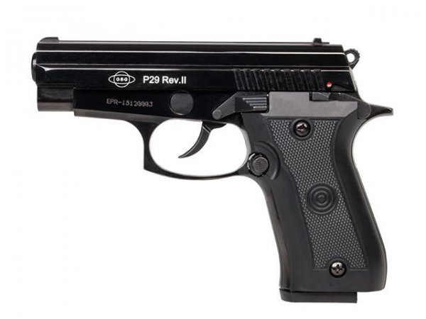 Ekol P29 Rev. 2 Schreckschuss Pistole 9 mm P.A.K. schwarz