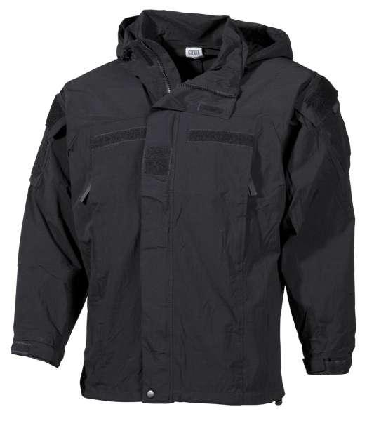 US Soft Shell Jacke schwarz GEN III Level 5