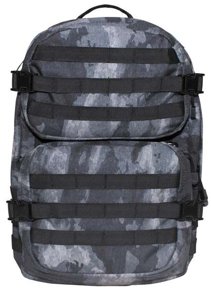 US Rucksack Assault II HDT-camo LE