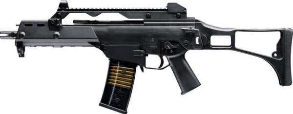 Heckler & Koch G36 C Blowback Softair
