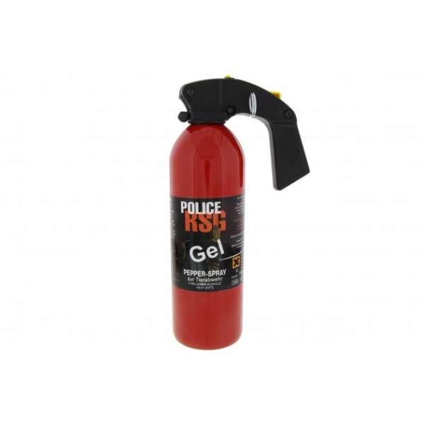"""RSG - POLICE """" Gel """" Gel Pfefferspray 750 ml"""