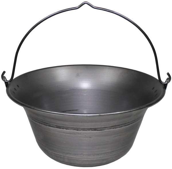 Ungar. Gulaschkessel Eisen 10 Liter