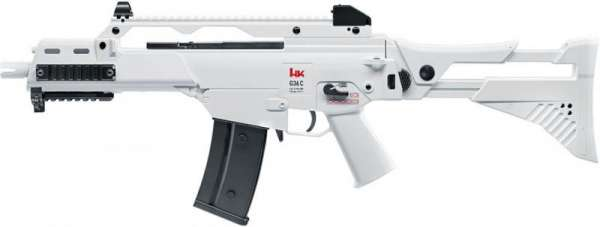 Heckler & Koch G36 C IDZ Softair white Edition