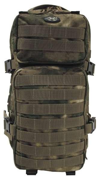 US Rucksack Assault I HDT-camo FG