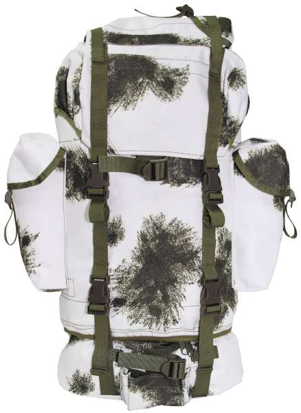 BW Kampfrucksack groß Mod. BW winter tarn
