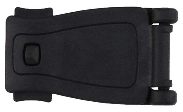 Adapter-Clip Plastik MOLLE schwarz