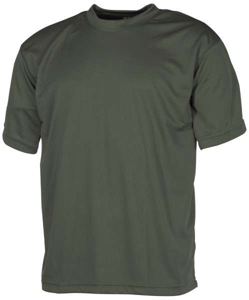 T-Shirt Tactical oliv