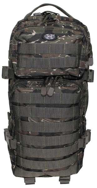 US Rucksack Assault I tiger stripe