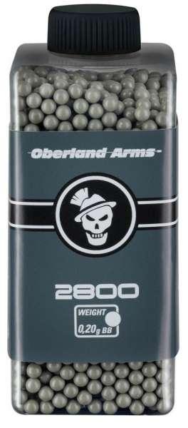 Oberland Arms 2800 BB´s 0,20g Black Label grau