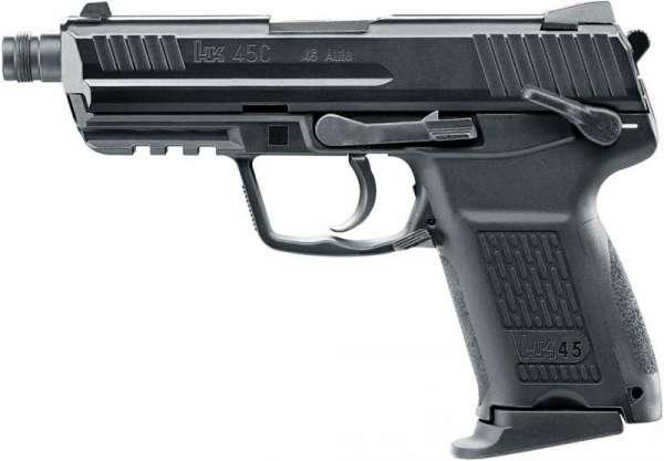 Heckler & Koch HK45CT Softair Pistole 6 mm BB schwarz