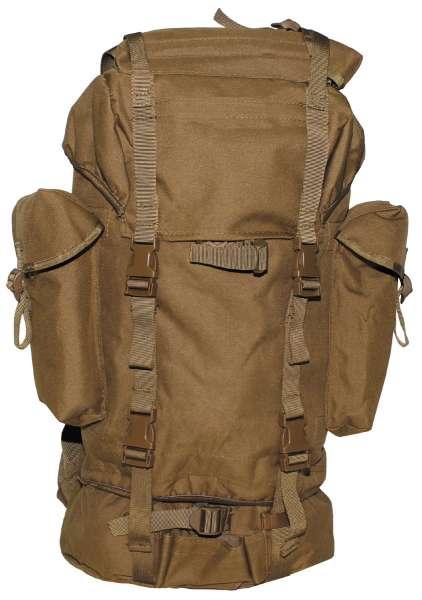 BW Kampfrucksack groß Mod. coyote tan