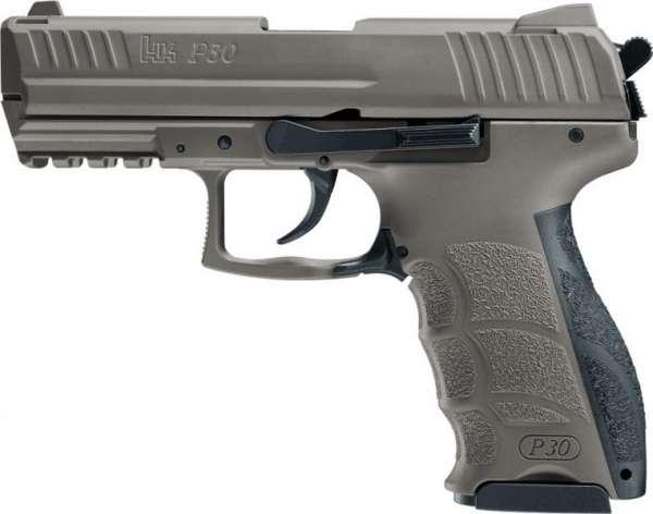 Heckler & Koch P30 Schreckschuss Pistole 9 mm P.A.K. FDE