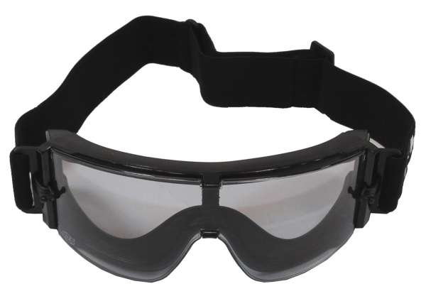 """Schutzbrille """"Thunder"""" schwarz"""