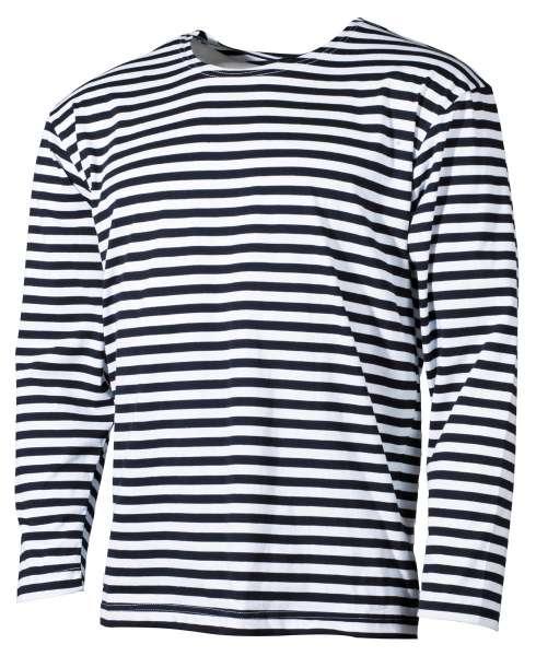 Russ. Marine Shirt langarm Sommer