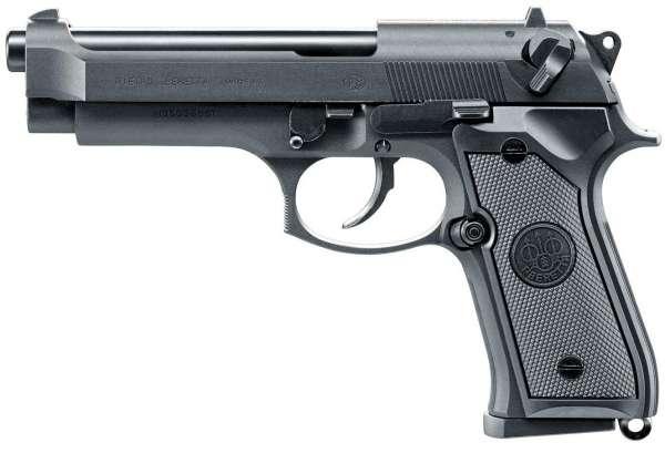 Beretta M92 FS Softair Pistole 6 mm BB schwarz