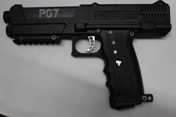 Selbstschutz Waffe für zu Hause, Tippmann 7 Schuss Cal. 68