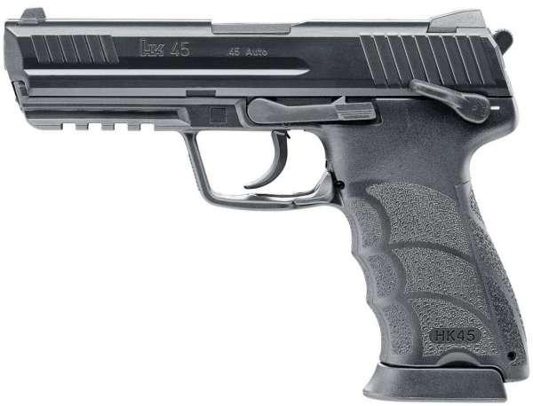 Heckler & Koch HK45 Softair Pistole 6 mm BB schwarz