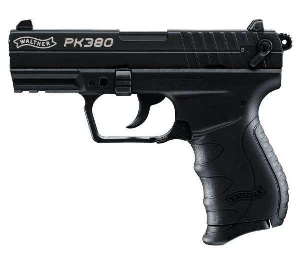 Walther PK380 Schreckschuss Pistole 9 mm P.A.K. schwarz