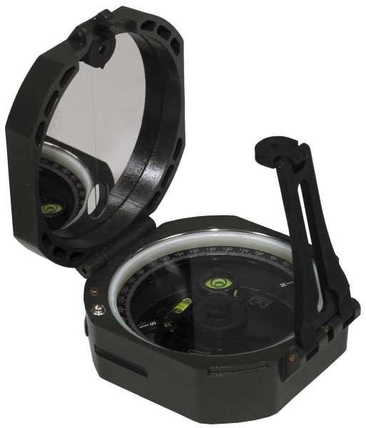 US Kompaß M2 oliv Kunststoffgehäuse