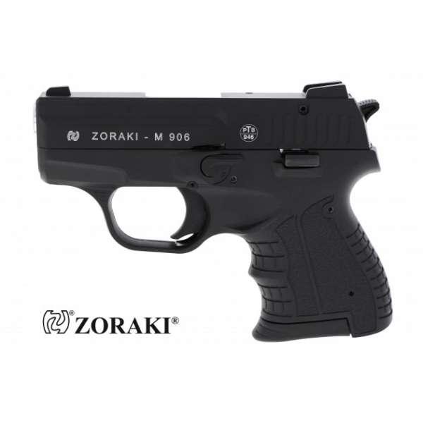 Zoraki 906 Schreckschuss Pistole 9 mm P.A.K. schwarz/chrom