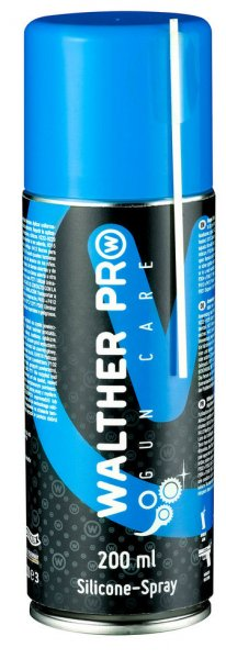 Walther Pro Gun Care Silikon-Spray 200 ml