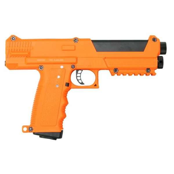 Selbstschutz Waffe für zu Hause, Tippmann 7 Schuss Cal. 68 orange