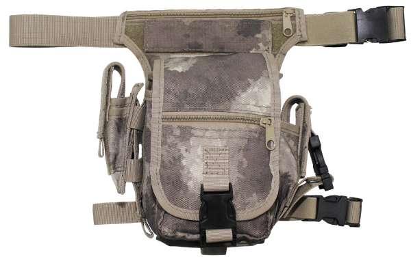 Hip Bag HDT-camo Bein- und Gürtelbefestigung