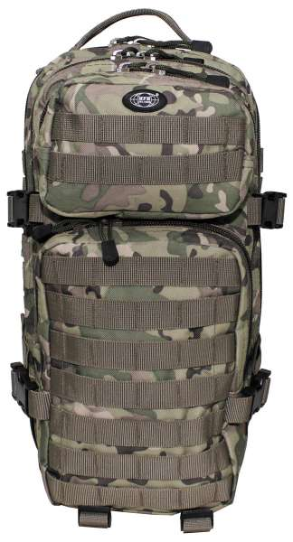 US Rucksack Assault I operation-camo